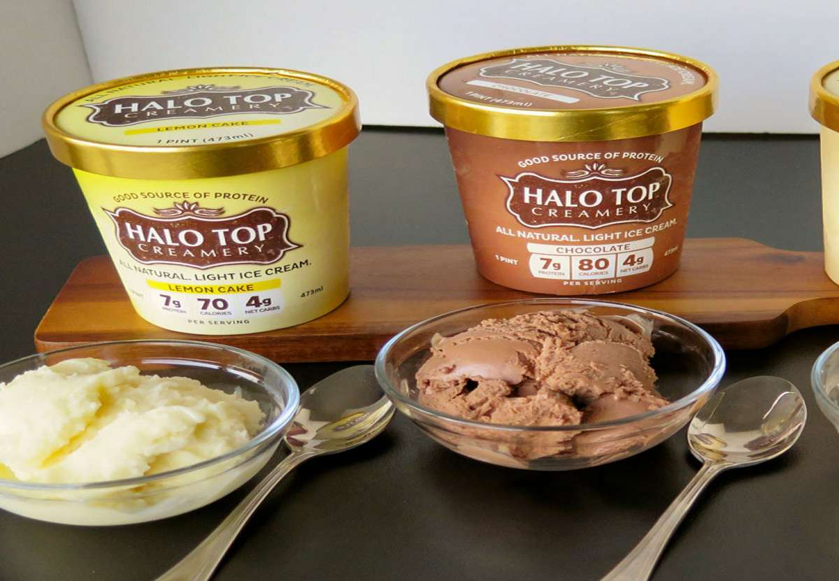 Top 10 Coolest Inventions 2017: Halo Top