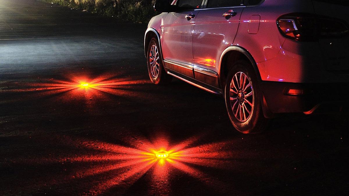 Led Emergency Vehicle Lights