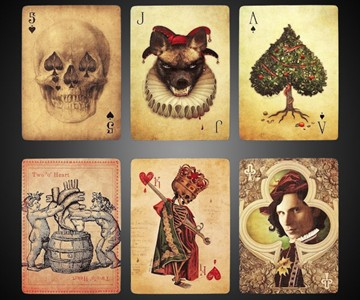 The Ultimate Deck 54 Unique Playing Cards