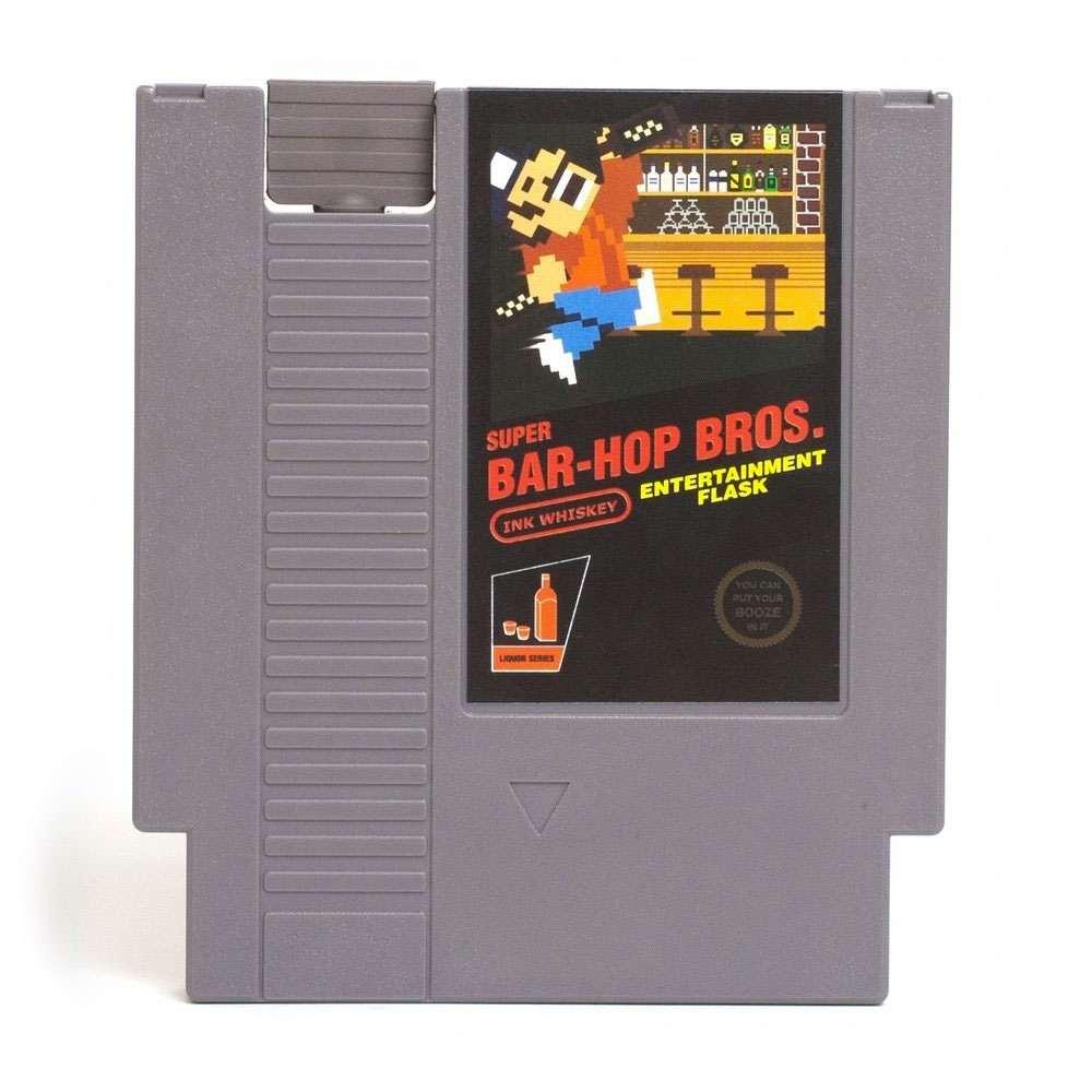 NES Cartridge Flasks  DudeIWantThatcom