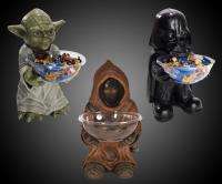 Star Wars Candy Bowl Holders   DudeIWantThat.com
