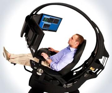 imperator works gaming chair animal bean bag pattern emperor 1510 workstation dudeiwantthat com