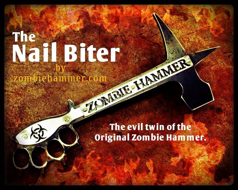 Zombie Hammer Survival Tools  DudeIWantThatcom