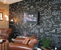 Chalkboard Wall Paint   DudeIWantThat.com
