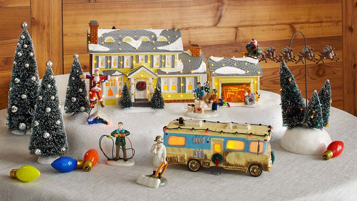National Lampoons Christmas Ornaments
