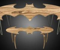 Batman Tables | DudeIWantThat.com