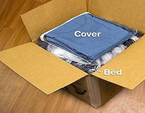 Convertible Bean Bag Chair Bed  DudeIWantThatcom