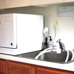 Stainless Steel Kitchen Soap Dispenser Phone Countertop Dishwasher | Dudeiwantthat.com