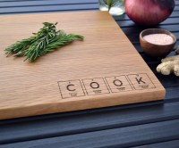 Periodic Table Cutting Boards | DudeIWantThat.com