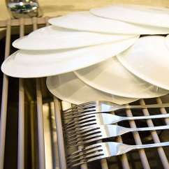 Kitchen Dish Drying Mat Hotels With Kitchens In Waikiki Roll-up Rack | Dudeiwantthat.com