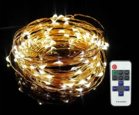 Dimmable LED String Lights | DudeIWantThat.com