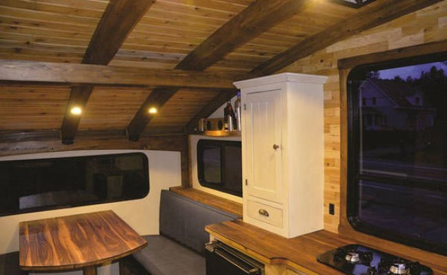 Le Koroc Tiny House Boat Dudeiwantthat