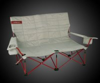 Kelty Low Loveseat Chair | DudeIWantThat.com