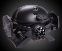 Star Wars TIE Fighter Gas Grill | DudeIWantThat.com