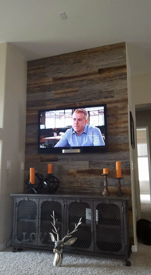 Artis Wall  Removable DIY Wood Accent Walls