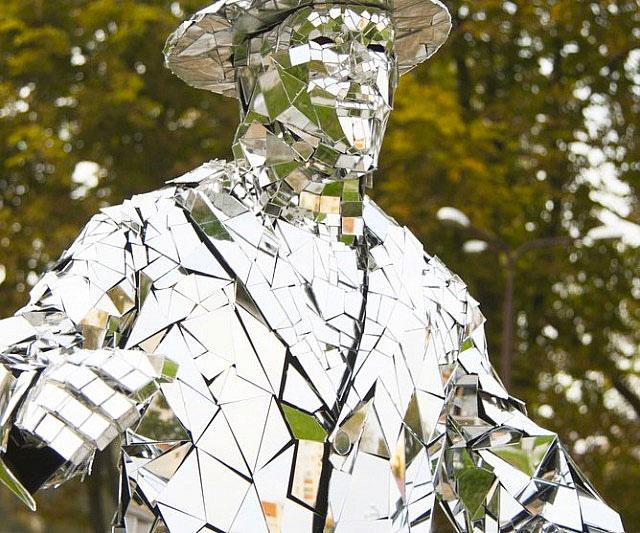 Mirrorman Suit  DudeIWantThatcom