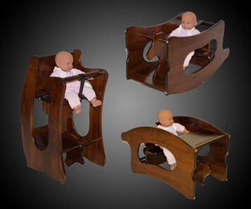 amish 3 in 1 high chair plans chairs with speakers by the urban home interior dudeiwantthat com rh