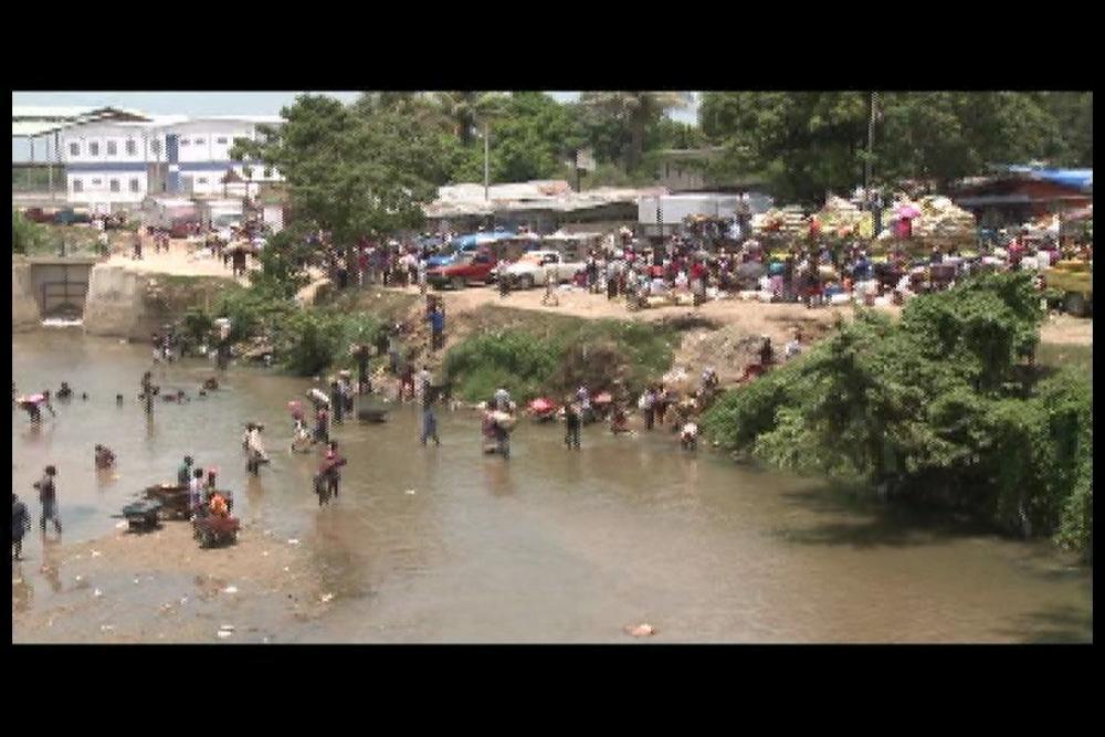 Dvids Video Haiti Dominican Republic Border Crossing