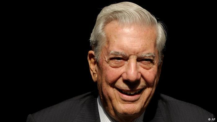 Mario Vargas Llosa. (Photo: Thomas Lohnes/dapd)