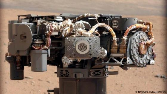 Mars Keingintahuan NASA