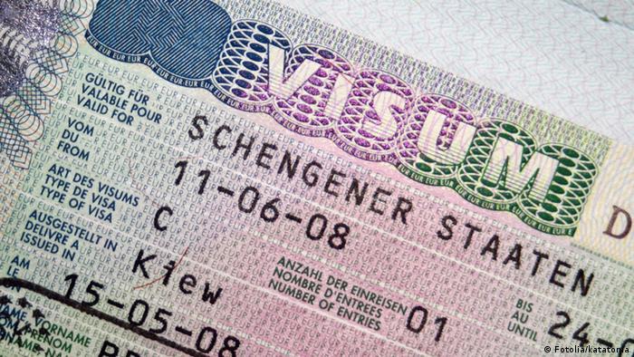 Visa-free travel a stumbling block for Turkey and EU | News | DW |  22.04.2016