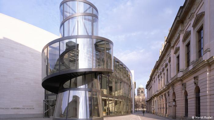 German Historical Museum in Berlin (Horst Rudel)
