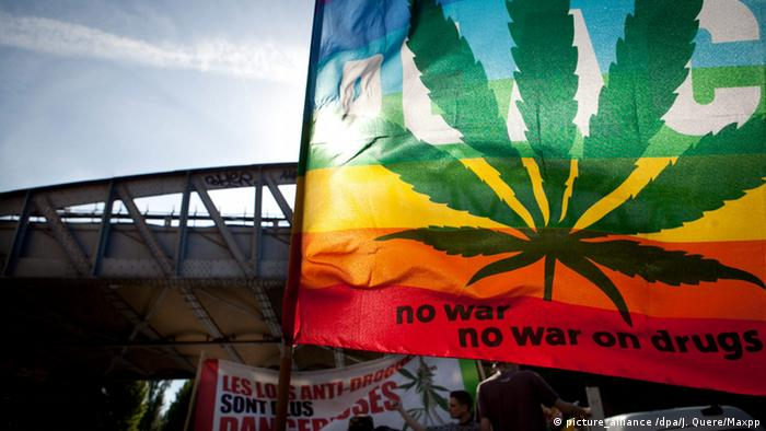 Frankreich Verwendung von Cannabis zu therapeutischen Zwecken