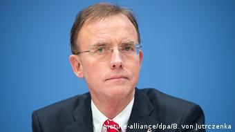 Almanya Şehirler ve Belediyeler Birliği Genel Müdürü Gerd Landsberg