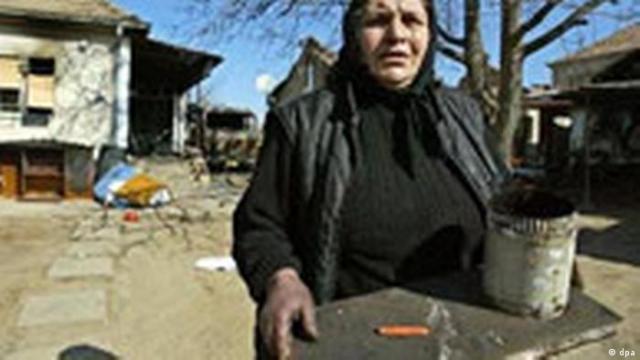 Serben werden im Kosovo vertrieben_2