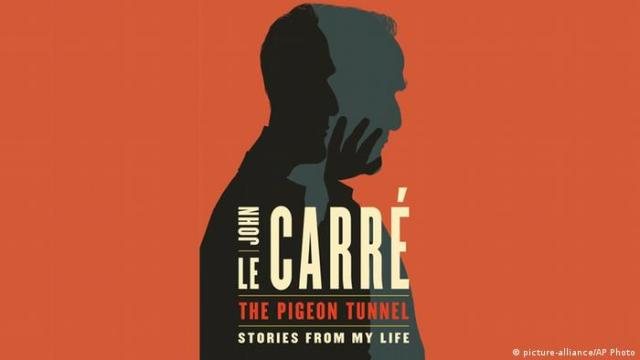 A book cover from John le Carre's autobiography The Pigeo Tunnel (picture-alliance/AP Photo)