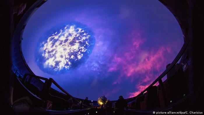 Гамбургский планетарий
