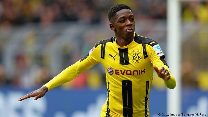 Dortmund reject Barcelona bid and suspend Ousmane Dembele   Sports  German  football and major international sports news   DW   10.08.2017