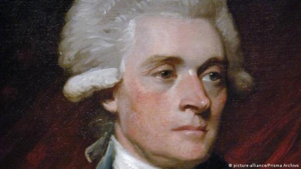 USA 3. US-Präsident - Thomas Jefferson (picture-alliance/Prisma Archivo)