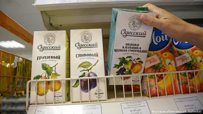 Обмеження на імпорт з України до Білорусі торкнулися низки товарів, зокрема, соку