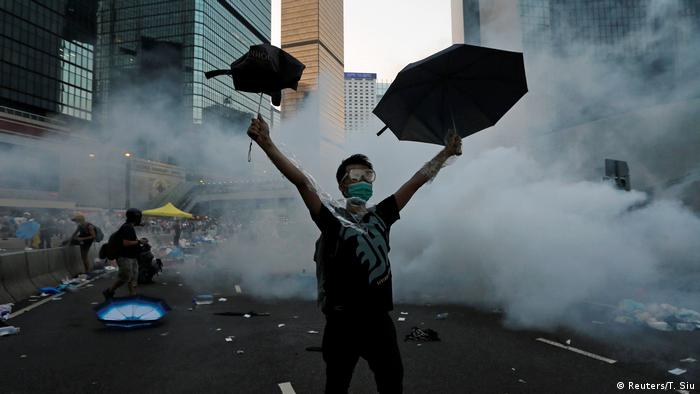 In 2014, large-scale protests rocked Hong Kong for two months, the demonstrations demanding more autonomy.