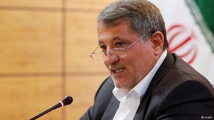 محسن هاشمی رفسنجانی رئیس شورای شهر تهران شد | ایران | DW | 19.08.2017