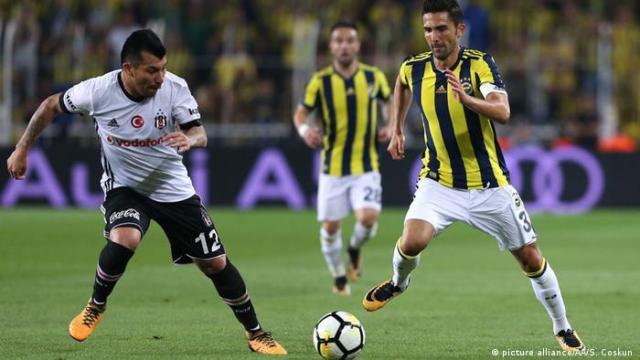 Fußball Fenerbahce gegen Besiktas: Turkish Super Lig (picture alliance/AA/S. Coskun )