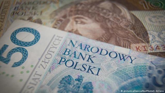 Polen Geldscheine Zloty