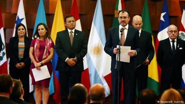 Grupo de Lima dice que no reconoce resultados en Venezuela | Venezuela en  DW | DW | 21.05.2018