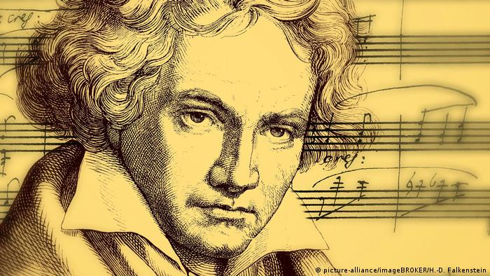 Beethoven′s Fifth Symphony: The truth about the ′symphony of fate′ | Music  | DW | 13.09.2018