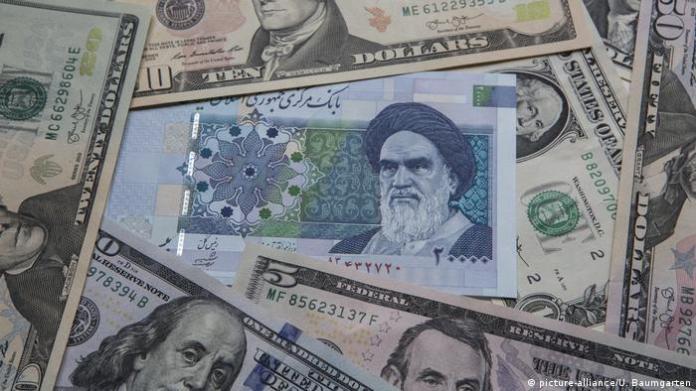 Symbolic photo: US sanctions against Iran (picture-alliance / U. Baumgarten)