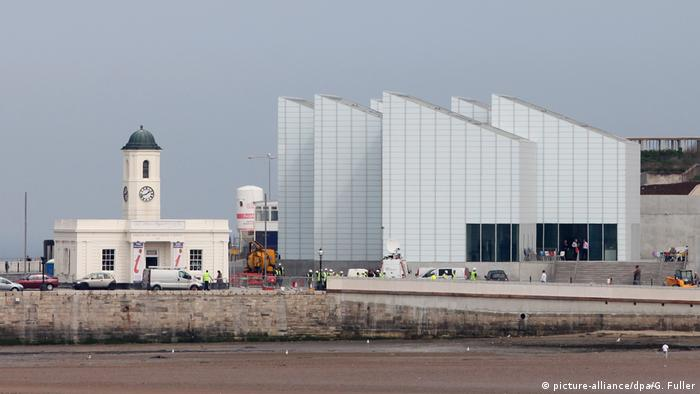 Turner Contemporary in Margate (picture-alliance/dpa/G. Fuller)