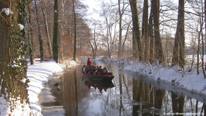 Зимний Шпревальд