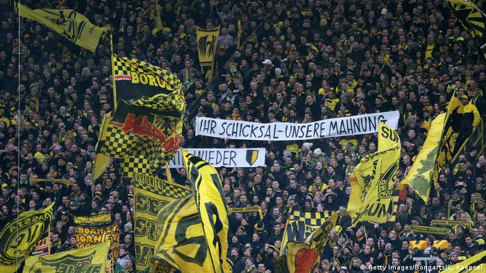 Fußball Bundesliga | 19. Spieltag | Borussia Dortmund - Hannover 96