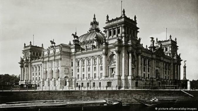 Ex-Nazi testimony sparks fresh mystery over 1933 Reichstag fire   News   DW    27.07.2019