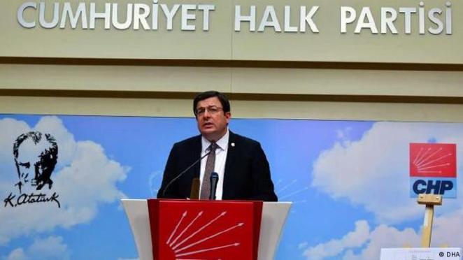 CHP'li Muharrem Erkek