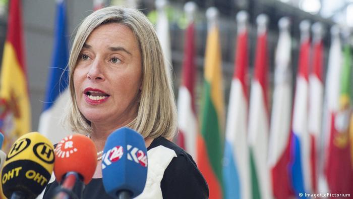Federica Mogherini viaja la próxima semana a Cuba, México y Colombia |  Europa al día | DW | 07.09.2019
