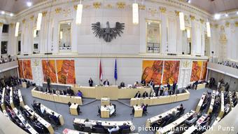 Το Κοινοβούλιο της Αυστρίας