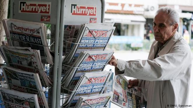 Türkei Fotoreportage Medienlandschaft