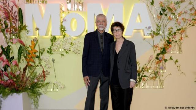 Ricardo Scofidio and Elizabeth Diller (Getty Images/MoMA)